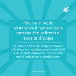 Approfondimento SDG 6 - Slide 3