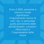 Approfondimento SDG 14 - Slide 2